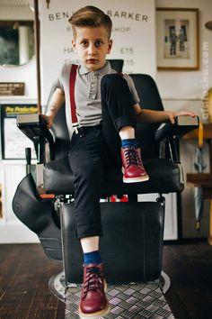 ALALOSHA: VOGUE ENFANTS: Young Soles the new luxury children's footwear brand from UK