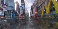 Google Street View Shows us What Cities Would Look Like Under Water | Computer Hardware Reviews - ThinkComputers.org