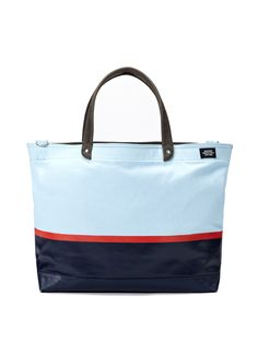 Dipped canvas tote bag by Jack Spade $195