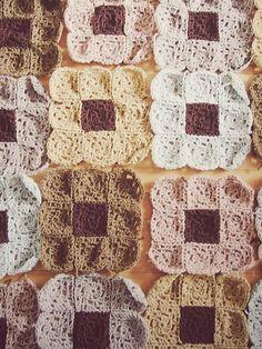 Granny Squares | fieldandsea | Flickr