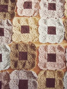 Granny Squares | Explore fieldandsea's photos on Flickr. fie… | Flickr - Photo Sharing!