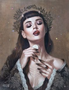 Body and Blood   Tom Bagshaw