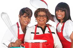 Old Lady Gang Restaurant by Kandi Burruss is Finished But Not Opened - Cuisine Noir Magazine Atlanta Restaurants, Great Restaurants, Housewives Of Atlanta, Real Housewives, Kandi And Todd, Kandi Burruss, We Are Family, Old Women, Wine Recipes