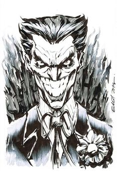 The Joker by Elliot Fernandez *