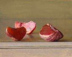 Grapefruit slices by Jeffrey T. Larson
