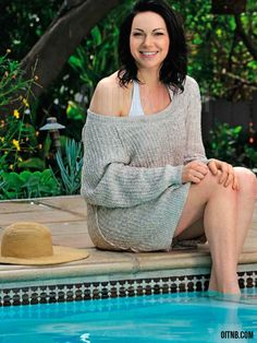 Orange Is The New Black's Laura Prepon For 'Coastal Living Magazine'