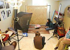 Pullback of baby studio