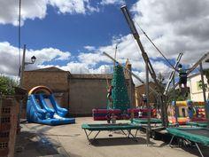 Fiesta infantil pueblos de Guadalajara