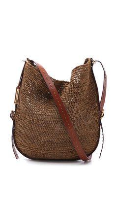 Villahermosa | Raffia Bag XL r