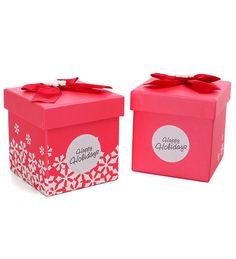Design New Christmas Gift Paper Packaging Box - Christmas gift box