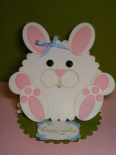 Chubby little bunny
