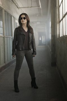 Melinda May || AOS Season 3 || 700x1049 || #promo