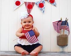 cute 4th of July picture idea