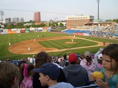 Go see a sporting event, major league, minor league, college, high school, whatever.