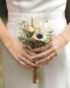 12 Anemone Bouquets for Every Wedding | Martha Stewart Weddings