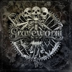 """GRAVEWORM unveil """"Ascending Hate"""" cover artwork and tracklisting!"""