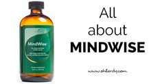 I had the opportunity to learn about and sample Young Living's MindWise while I was in Idaho for the Winter Harvest. I wasn't quite sure what to expect, but was pleasantly surprised by the taste…