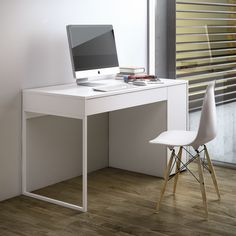 Matrix Ohva Computer Desk & Reviews | Wayfair