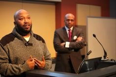 Bun B. Rapper & Distinguished Lecturer at Rice University. Course on Religion & Hip Hop Culture. From Houston Chronicle.