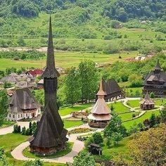 Antikena Design - Beautiful church and beautiful rustic handmade (with precious stones) jewelry on Etsy . Travel Around The World, Around The Worlds, Zakopane Poland, Visit Romania, Beautiful Places To Travel, Travel Tours, Kirchen, Eastern Europe, Science And Nature
