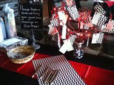 Twin Peaks Wedding Theme - A Damn Fine Wedding | Planning by Celia Rose, Inc…