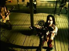 Marilyn Manson ~ The Beautiful People (directed by Floria Sigismondi - one of my most favorite artists/music video directors.  When I saw this on MTV, a part of my heart broke.... ~Vanessa N. Moylan)