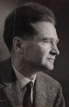 Portretul lui Emil Cioran, fotografiat de Marc Foucault în 1961