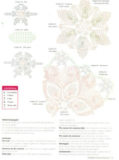 Alkimia: centerpiece of crochet