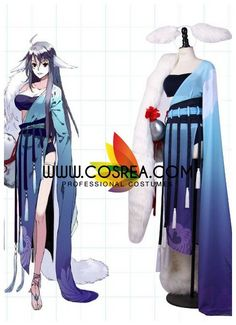 Fox Spirit Matchmaker Yaya Cosplay Costume