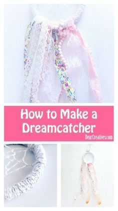How to make a dreamcatcher. Have you ever wanted to make your own dreamcatcher? This diy will help you with steps, and supplies. This craft is easy enough to be a teen craft. #dreamcatcher #diy #howto #boho #bohodreamcatcher #crafts #teencrafts