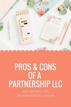 The LLC for a partnership is created the same way as an SMLLC – by registering with your state. It has all the same limited liability protection as the SMLLC, but it's for two or more owners. Here is a quick overview of a Partnership Limited Liability Com Small Business Tax, Advertise Your Business, Business Advice, Business Planning, Creative Business, Online Business, Financial Tips, Financial Planning, Business Marketing