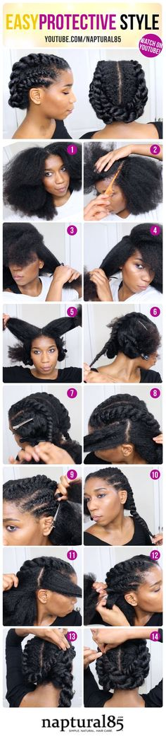 Are you bored with your usual puff or bun? Do you need freshsummer hairstyle ideas with how-to instructions? Well, here are 15 stunning natural hair pictorials to get you started. Brosia shows us…