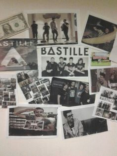bastille four walls meaning