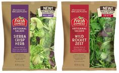 Fresh Express Extends Product Line…