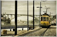 Postcard of the city. Douro, Lisbon, Where To Go, Poster, Landscape, Beautiful, City, World, Places