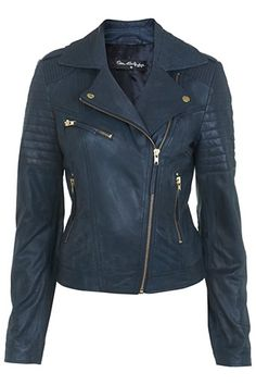 20 Ultra-Fly Leather Jackets To Wear Right Now.  #refinery29
