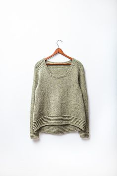 Devlan Military-Inspired A-Line Pullover by Bristol Ivy
