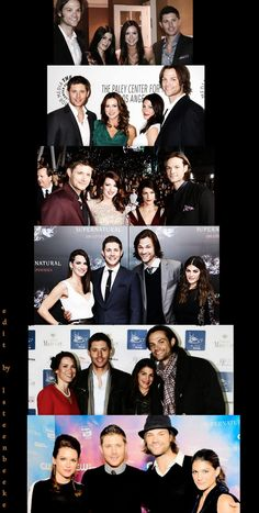 Family don't end with blood! The Ackles and The Padaleckis #myedit #lsteenbeeke