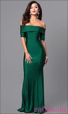 Forest Green Gowns