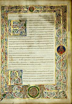 Cod. Lat. 370  Victorinus, C. Marius: Commentarii in Ciceronis librum de inventione  1462 el?tt. Magyarország, Pergamen.