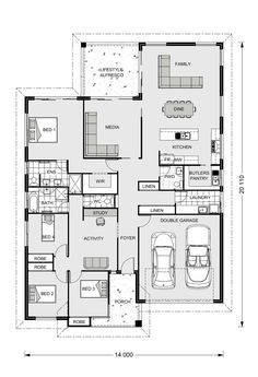 Hawkesbury 255, Our Designs, Orange Builder, GJ Gardner Homes Orange
