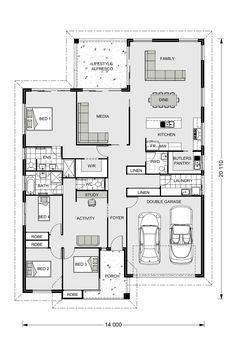 Hawkesbury 255, Our Designs, Orange Builder, GJ Gardner Homes Orange