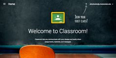 Google Classroom ( is available to schools with a Google Apps for Education (GAfE)domain. Classroom is a way to get all of your students in one place and allows you to easily assign work and for st...