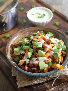 mexican-sweet-potato-poutine-recipe