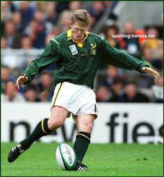Jannie de Beer (Losskakel) 4 skepskoppe @ die Engelse Rugby Teams, Rugby Players, South Africa Rugby, International Rugby, Sports Stars, Sports Pictures, African History, Countries, Soccer