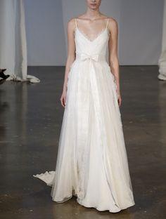 Phenomenal Fashion: Marchesa Spring Bridal 2014..sweet