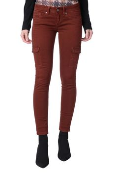 f79f43284fba2 PEPE JEANS Trousers Size W26 L28 Garment Dye Cropped Slim Skinny Fit   fashion  clothing  shoes  accessories  womensclothing  pants (ebay link)