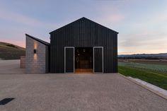 #Architecture in #NewZealand - #Winery by RTA Studio