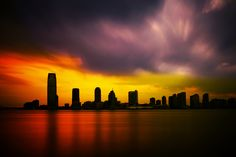 Jersey City | Sunset