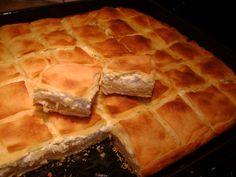 Tiropita-Greek Cheese Pie